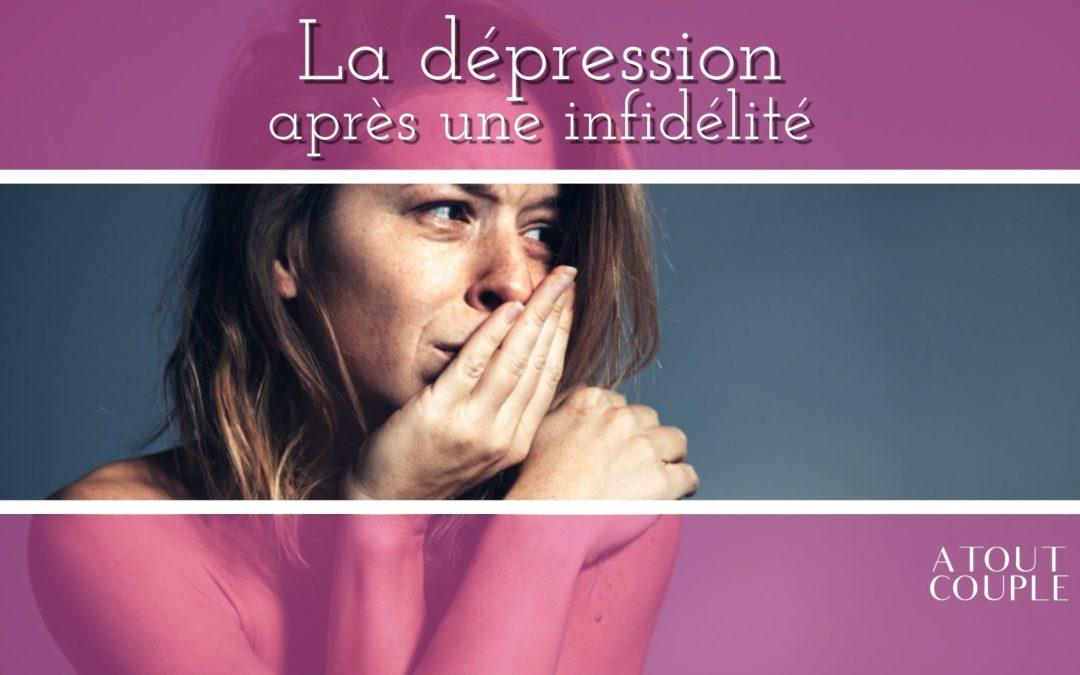 femme dépressive et anéantie